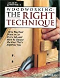 Right Technique, Reader's Digest Editors and Bob Moran, 0762102284
