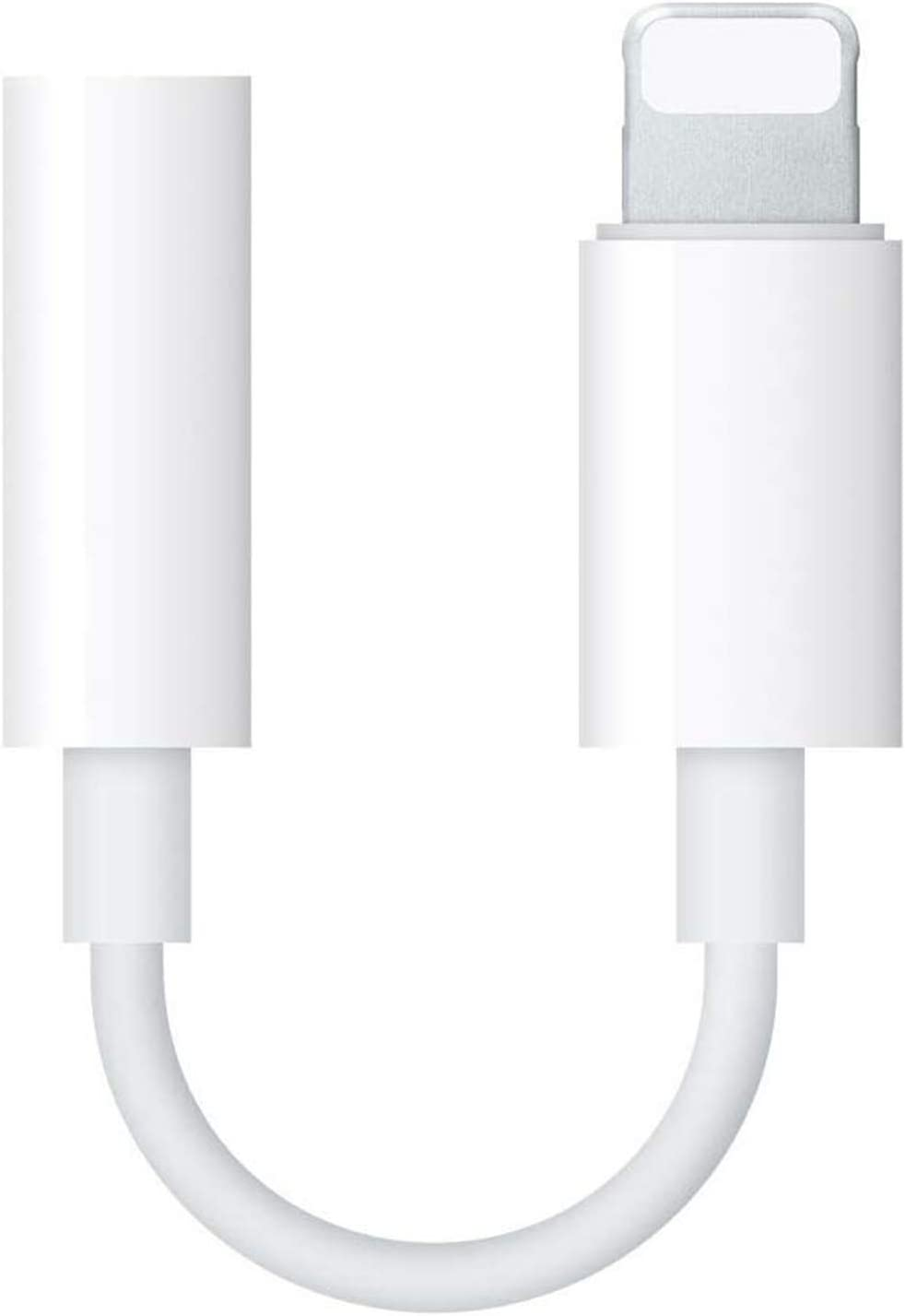 iOS 11,12,13 Headphone Adapter Jack to 3.5mm Dongle for iPhone 8//8 Plus//7//7 Plus//X//Xs//Xs Max//XR//11//11 Pro//11 Pro Max Earphone Adaptor Audio Cable Earbuds Aux Converter 3.5 mm Headphone Adapter Jack