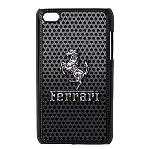 Ferrari For Ipod Touch 4 Csae phone Case QYK616013