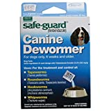 Safe-guard Fenbendazole Dog Roundworms Hookworms T...