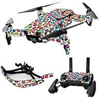 MightySkins Skin for DJI Mavic Air Drone - Color Bugs | Max Combo Protective, Durable, and Unique Vinyl Decal wrap cover | Easy To Apply, Remove, and Change Styles | Made in the USA