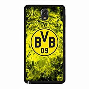 Goddardcase Borussia Dortmund Football Club Logo For Samsung Galaxy Note 3 Bvb14 German Bunds Liga Fc Printed Black Back Design
