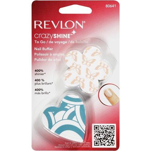 Revlon Crazy Shine Buffers packaging