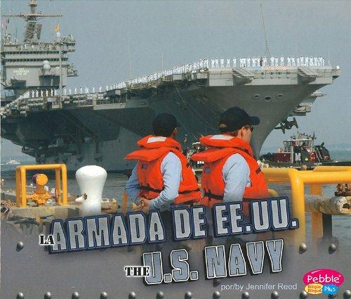 La armada de Estados Unidos/ The U.S. Navy (Ramas Militares/ Military Branches) (Spanish Edition) (Multilingual Edition) by Brand: Pebble Plus