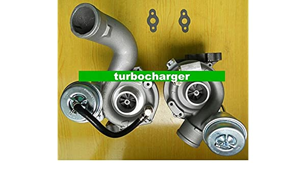 Amazon.com: GOWE turbocharger for K03 53039880016 53039880017 078145701R 078145701L Twin turbo Audi A6 2.7 T (C5) left side 1999-2001 AJK V6 Audi A6 right ...