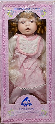 Danea Collection The Vanessa 17 Inch Porcelain Doll - 1 of 500 Made  Worldwide - Rare 253797951