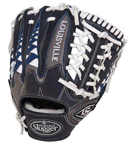 - Louisville Slugger FGHDNV5 HD9 Navy Fielding Glove, 11.5-Inch, Right Hand Throw