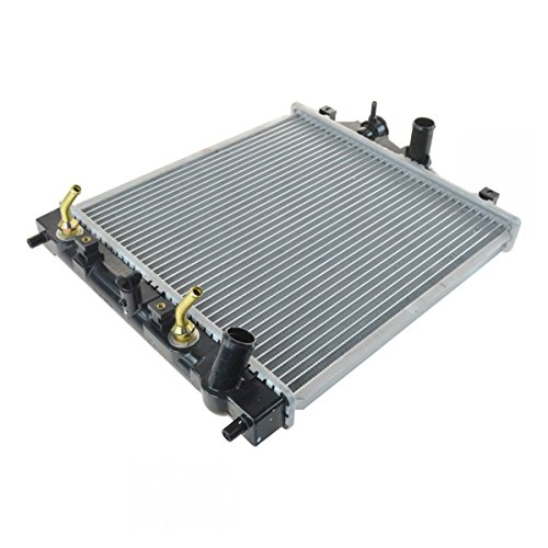 1995 Honda Civic Vtec - Radiator for Honda Del Sol Civic LX DX EX SI VTEC 1.5L 1.6L