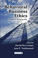 Behavioral Business Ethics (Organization and Management Series)