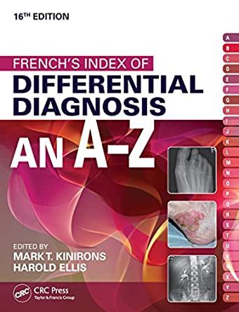French's Index of Differential Diagnosis An A-Z 1 - Kindle edition
