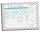 Calendar Planner ● Dry Erase Vinyl Decal ● Daily Monthly Weekly To-Do Lists Notes ● Home & Kitchen Office Message Board ● Organization Planning Reminder ● 15