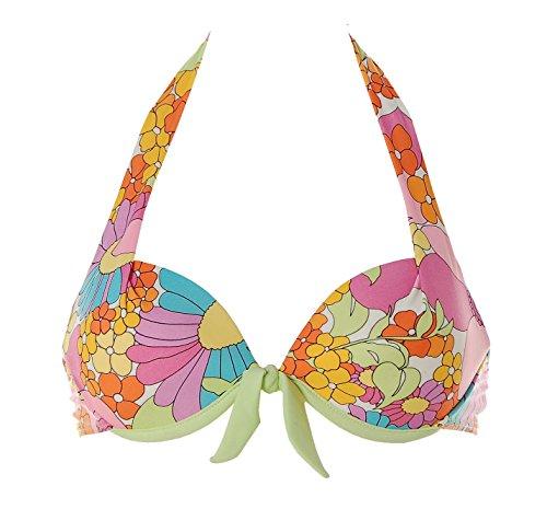 LingaDore - Top de bikini - para mujer carbón