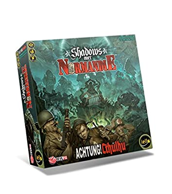 Shadows Over Normandie Board Game from Flat River Group