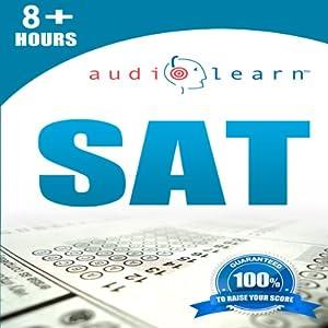 SAT AudioLearn Audiobook