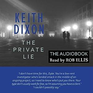 The Private Lie | Livre audio