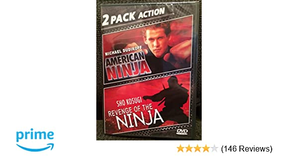 Amazon.com: American Ninja/Revenge of the Ninja: Michael ...