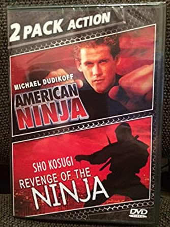 American Ninja/Revenge of the Ninja: Amazon.es: Cine y Series TV