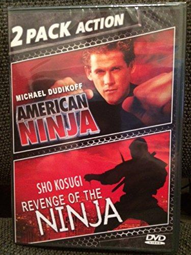 American Ninja/Revenge of the Ninja: Amazon.es: Cine y Series TV