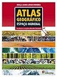 capa de Atlas Geográfico. Espaço Mundial
