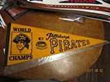 1979 Pittsburgh Pirates Pennant World champions three river stadium b1