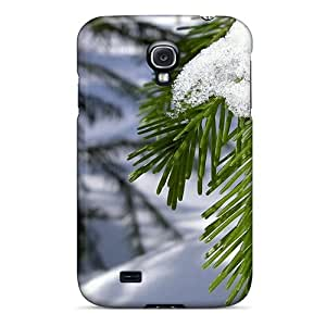 Protection Case For Galaxy S4 / Case Cover For Galaxy(welcome Back Winter)