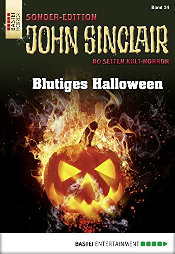 John Sinclair Sonder-Edition - Folge 034: Blutiges Halloween (German Edition)]()