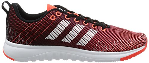 Color Core Ginnastica Adidas Multi Da Flex Scarpe Cloudfoam Solar Ftwr Black Super Bianco Uomo Red 6qS0c