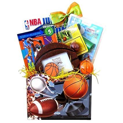Amazon.com: Baloncesto cesta regalo regalo perfecto de ...