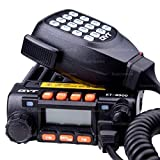 CIBN Toronto-Store QYT KT-8900 Dual-Band 25W VHF UHF Car/Trunk Ham Mobile Transceiver Two Way Radio(Antenna not Included)
