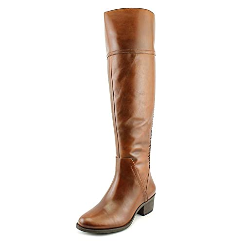 805869a650d Vince Camuto Bendra Women US 5 Brown Over The Knee Boot  Amazon.co.uk  Shoes    Bags