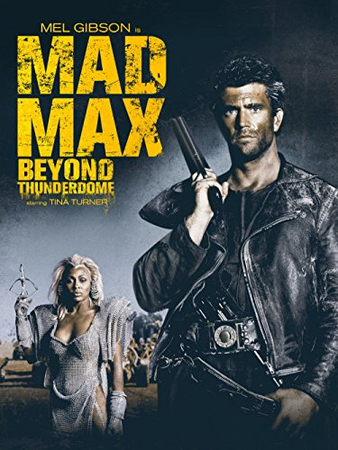 Halloween In Australia (Mad Max Beyond Thunderdome)