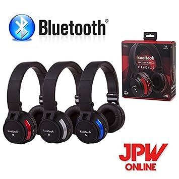 JPWonline - Auriculares Bluetooth 3.0 recargable con micro Kooltech CPH-327: Amazon.es: Electrónica