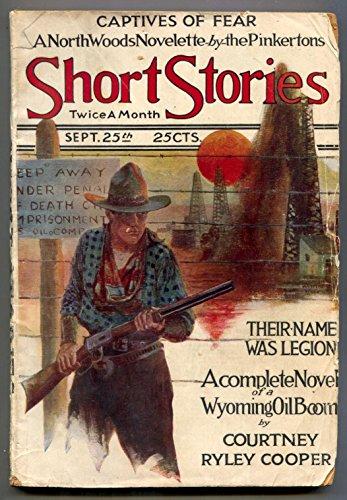 (Short Stories Pulp September 25 1921- Wyoming Oil Boom)