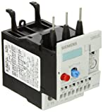 Siemens 3RU11 26-1JD0 Thermal Overload Relay, For Mounting Onto Contactor, Size S0, 7-10A Setting Range