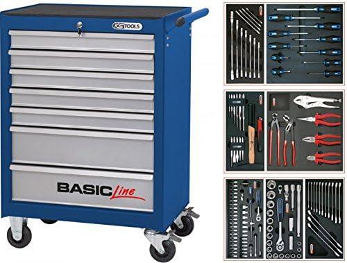 KS Tools 837.7125 - Juego de herramientas (tamaño: 125pcs, pack de 125): Amazon.es: Bricolaje y herramientas