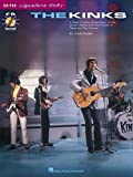 img - for The Kinks: A Step-by-Step Breakdown of the Guitar Styles and Techniques of Dave and Ray Davies (Guitar Signature Licks) book / textbook / text book