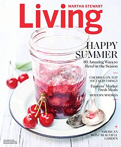 English Home Magazine - Martha Stewart Living