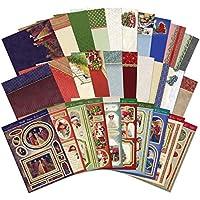 Hunkydory Clásico Navidad Lujo Topper Collection CLASSIC18-101