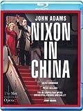 John Adams: Nixon in China (The Metropolitan Opera HD Live) (DVD+Blu-Ray) by Nonesuch by Peter Sellars