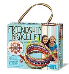 4M Friendship Bracelet Jewelry Kit