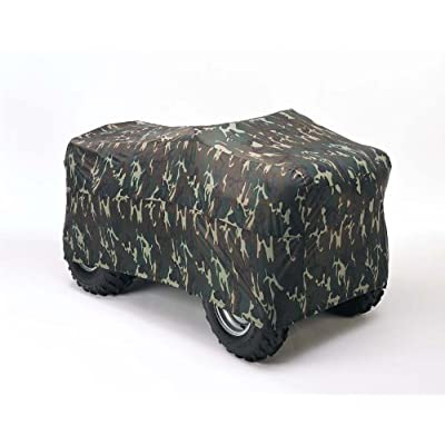 Dowco Guardian 26018-00 Indoor/Outdoor Water Resistant Reflective ATV Cover: Camo, X-Large: Automotive
