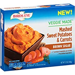 Birds Eye Steamfresh Frozen Vegetables are ideal for the busy family that still wants a healthy meal. Picked and frozen at the peak of freshness, our vegetables taste amazing and provide a quick addition to any meal 365 days a year. Our mashe...