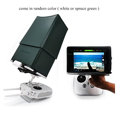 Price comparison product image Hobby-Ace Hobby-Ace 9.7 inch iPad Air Sunshade for DJI Inspire and Phantom Remote Controller Monitor