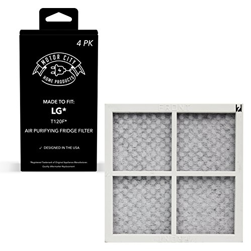 LG LT120F Compatible Air Purifying Fridge Filter Motor City Home Products Brand Replacement (4)