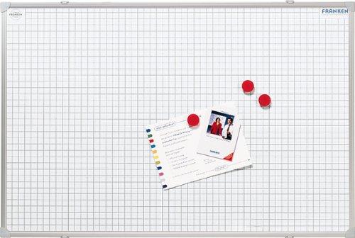 POV® Rastertafel X-tra! Line, Spiegelaufhängung, 60 x 45 cm