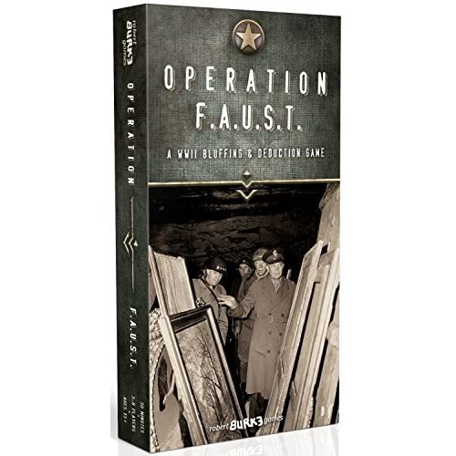 Operation F.A.U.S.T. by Grey Fox Games