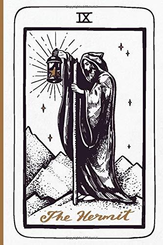 The Hermit Tarot Card Journal: Major Arcana Tarot