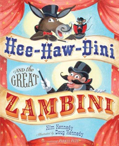 Hee-Haw-Dini and the Great Zambini pdf