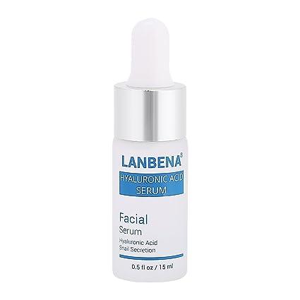 Suero Hidratante para la Piel de ácido hialurónico secreción reafirmante antienvejecimiento Hidratar esencia de control de