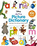 Disney My First Picture Dictionary: Learning is Fun with Your Disney Friends (First Reference)